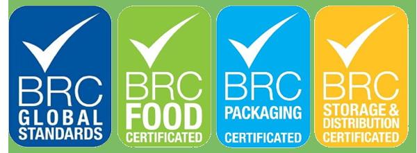 Certificados BRC