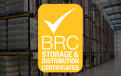 brc storage distribution