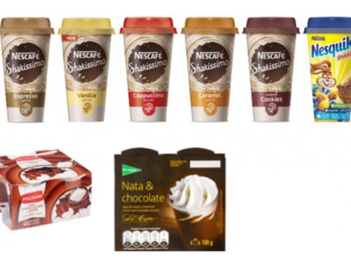 Consumo retira varias bebidas de Lactalis Nestlé